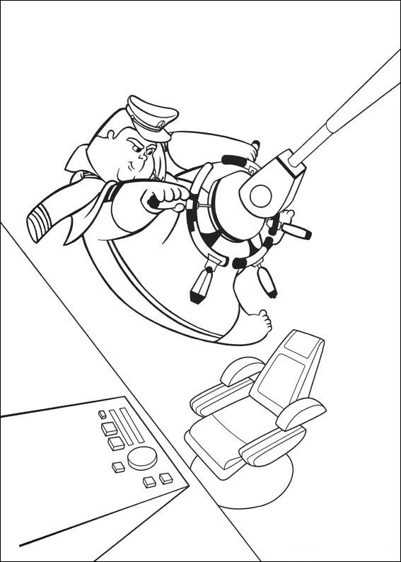 Wall E Coloring Pages Free