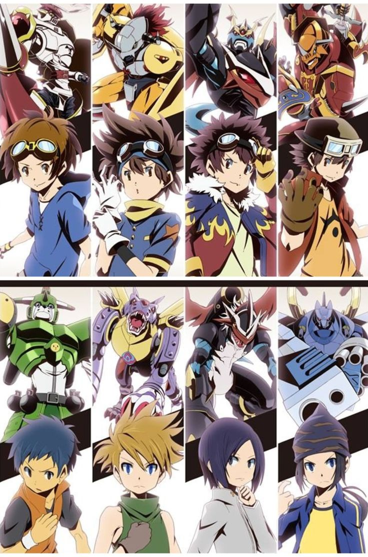196 Best Images About Digimon On Pinterest Digimon