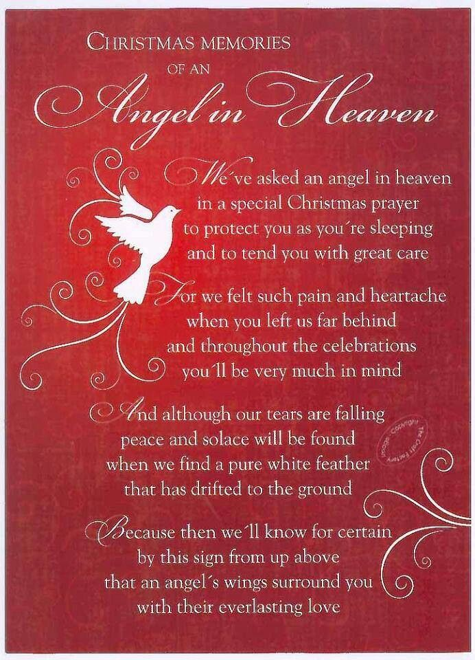 Details about Grave Card / XMAS Angel in Heaven FREE