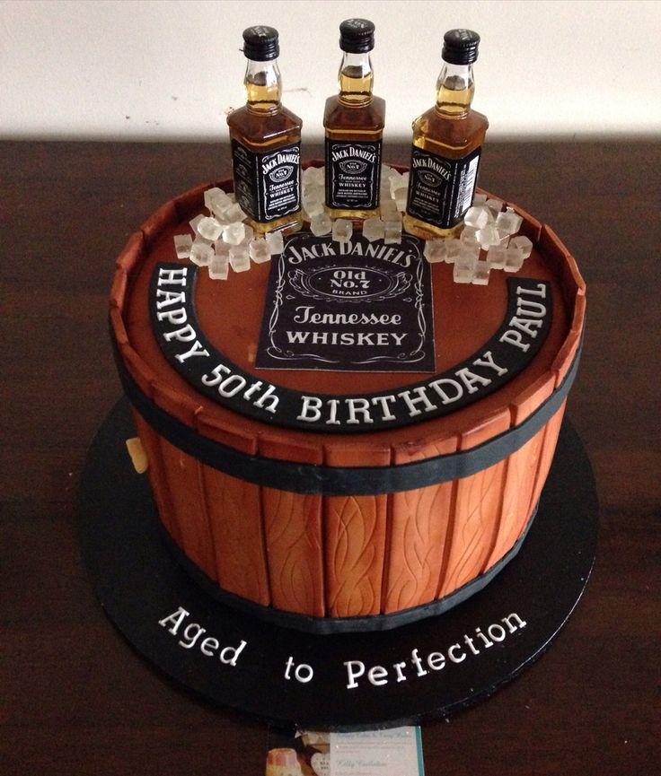 Cake Male Happy Daniel Birthday