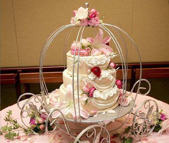 Cinderella Carriage Cake 18th Debut