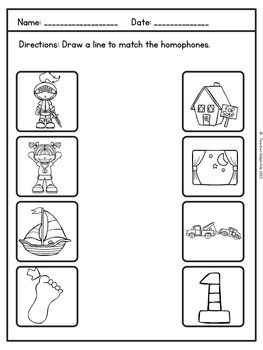 Images About Homophones Homonyms