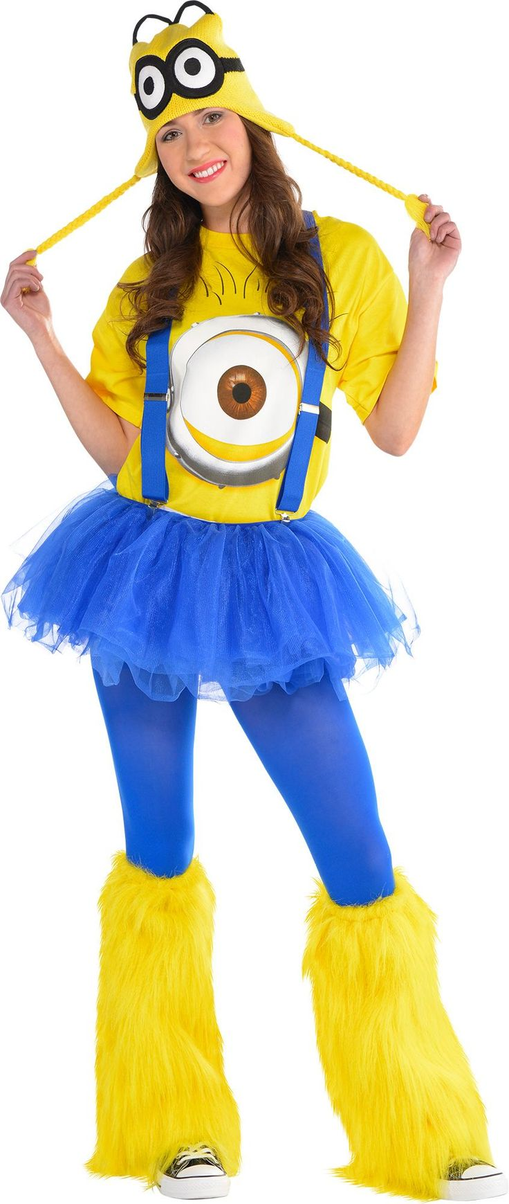 Make Your Costume Womens Minion 3 Ideas for the House