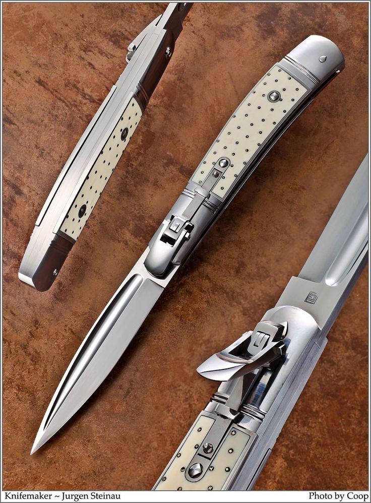 Gallery of Handmade Knives