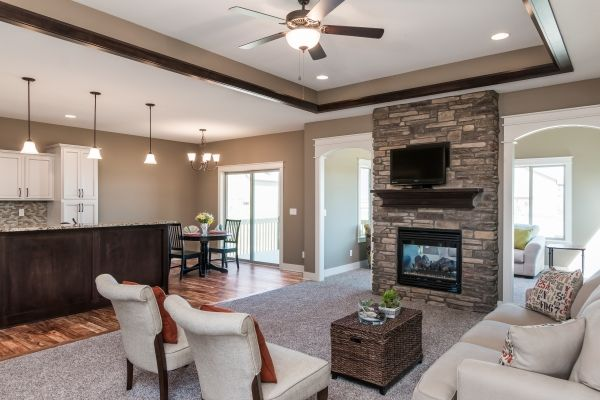 Open Concept Ranch House Floor Plans Amp Ideas Pinterest