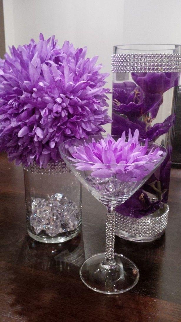 Inexpensive Table Decorations Wedding