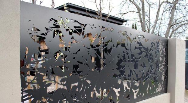 17 Best Ideas About Fence Panels On Pinterest