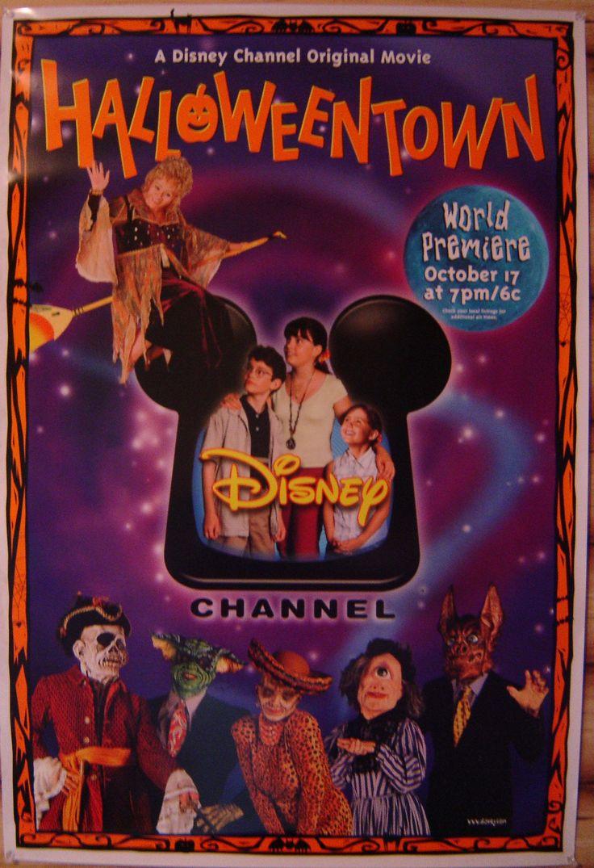 Halloweentown (1998 Disney Channel Original Movie