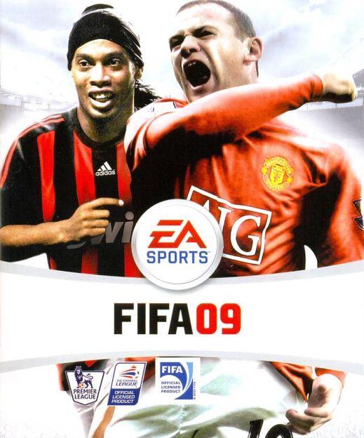historia serii fifa FIFA 2009