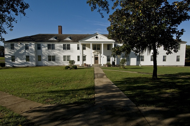 Tougaloo College near Jackson, Mississippi is a