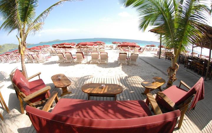 Orient Beach, St. Martin Best Caribbean Beaches