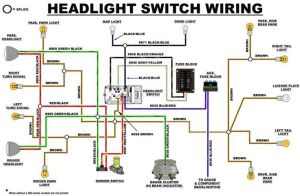 EB headlight switch wiring diagram | Early Bronco Build List | Pinterest | Early bronco