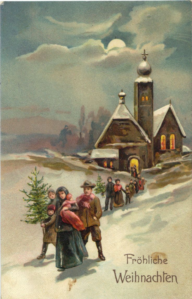 17 Best Images About Christmas Cards Figurines Images