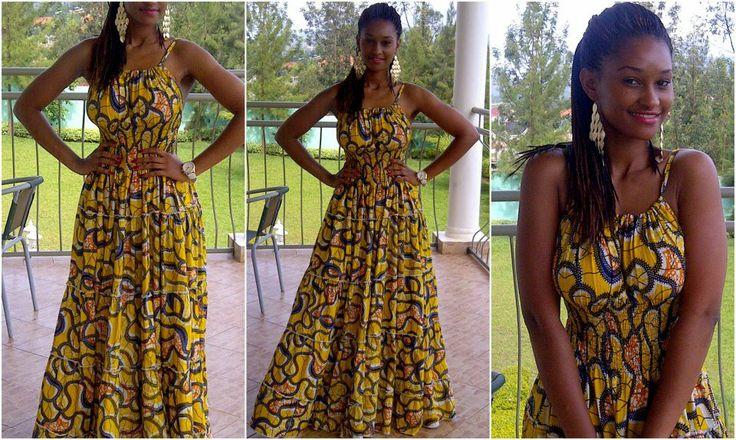 Le Catalogue De La Mode Africaine African Styles