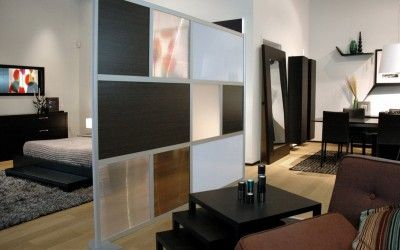 IKEA Room Dividers Studio Apartment Room Divider Ideas