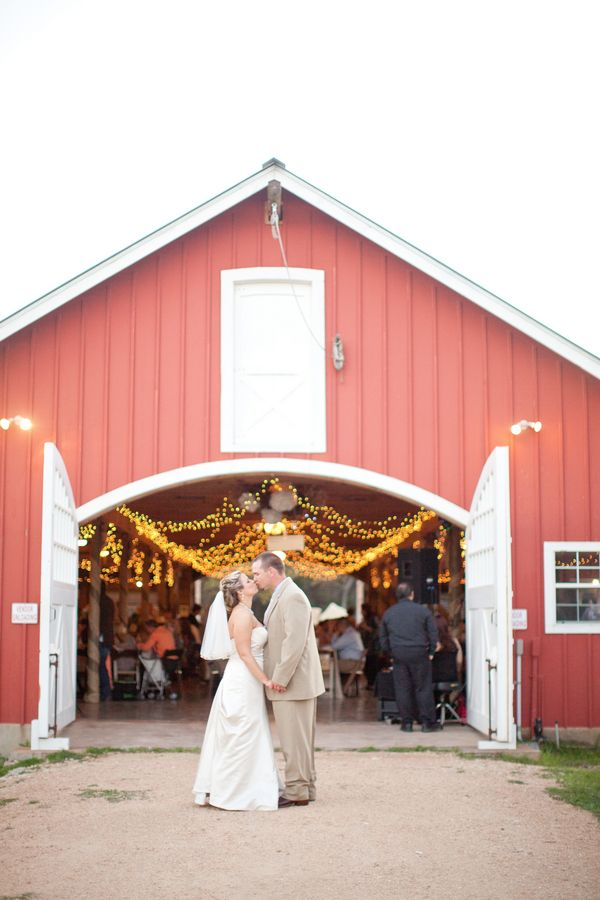 Texas Hill Country Rustic Barn Wedding Wedding Venues