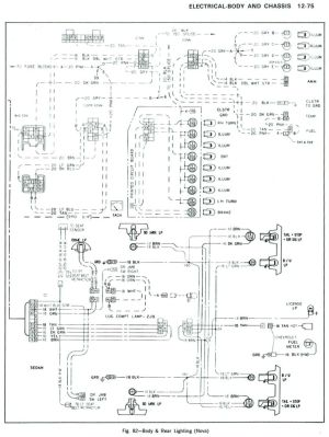 85 Chevy Truck Wiring Diagram |  looking at the wiring diagram on the electrical forum? CLICK