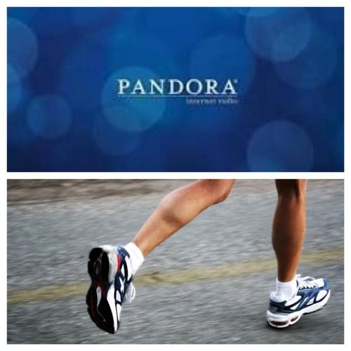 12 Secret Pandora workout stations. Why didnt I know about these?