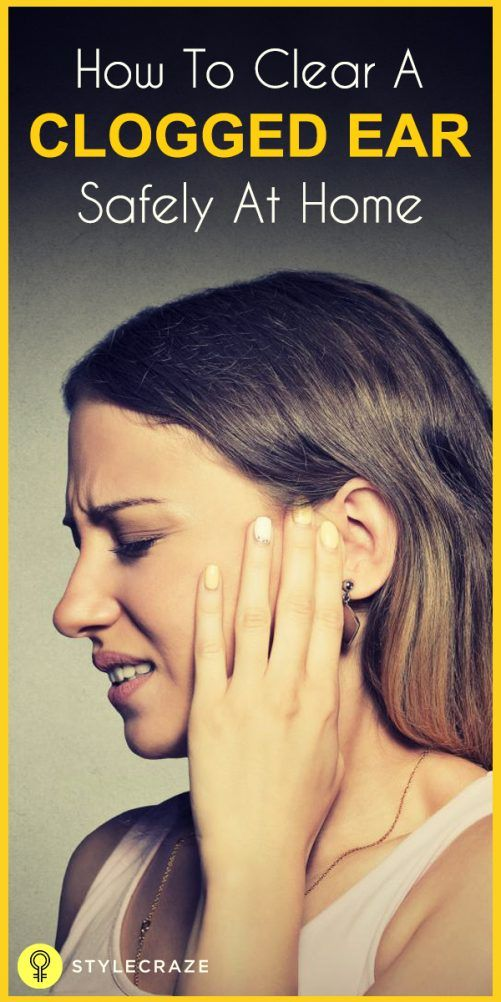 17 Best Ideas About Clogged Ears On Pinterest Vicks