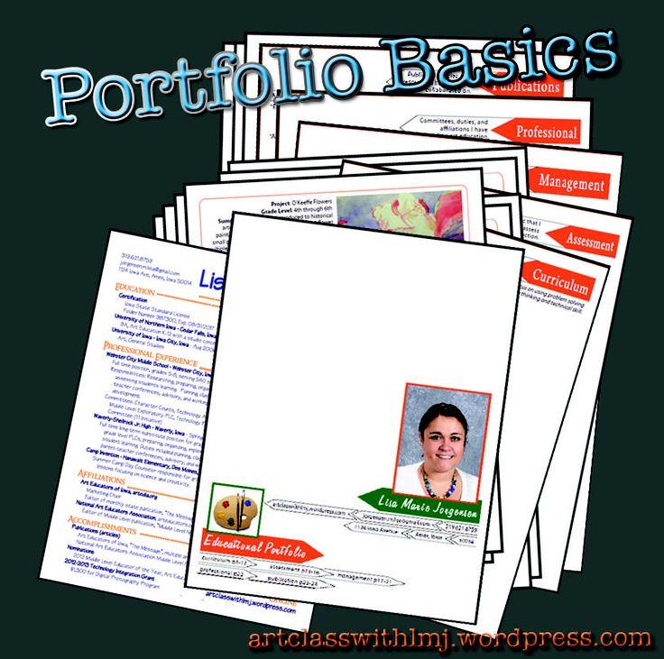 Portfolio Cover Letter: Art Portfolio Cover Letter Examples