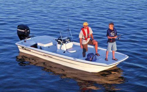 Mako Pro Skiff 17 CC Light Boat Heavy Work Mako