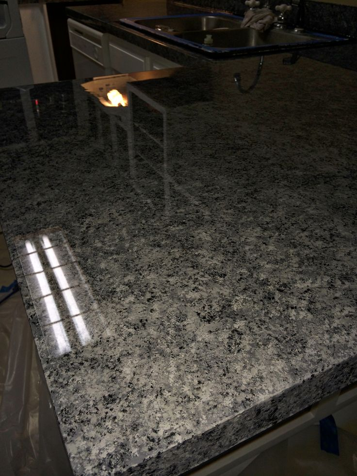 Counter Top Coating Kits
