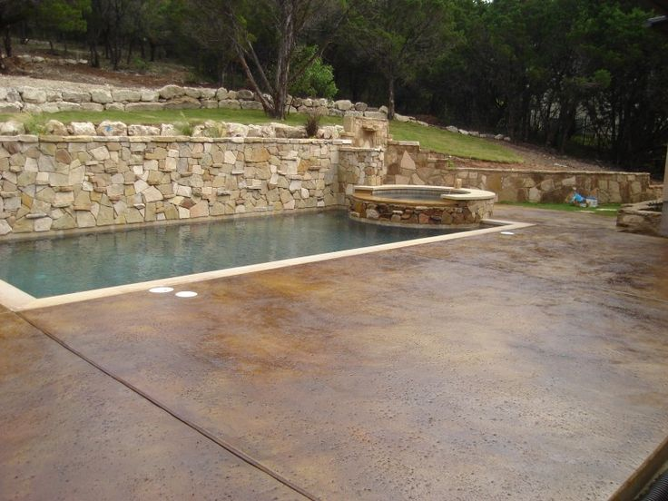 Staining exterior concrete. stained concrete amp concrete staining ...