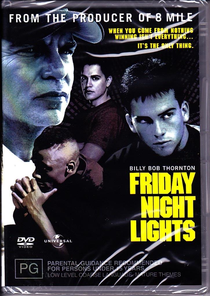 Rigs Friday Night Lights