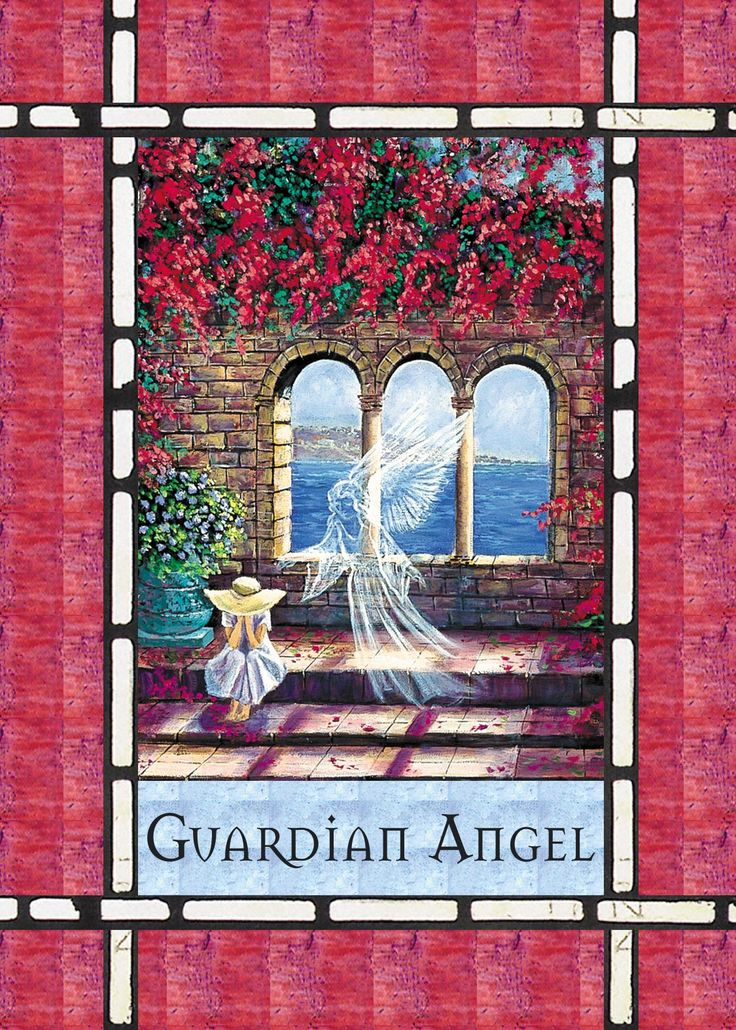 Oracle card guardian angel doreen virtue official