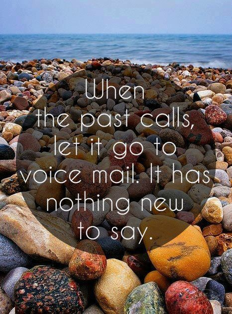 this is my motto today..if it calls, texts or enters my thoughts with negativity