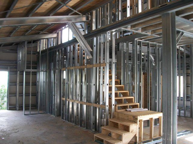 Steel Frame Gambrel Type Homes Starting From 19950 HQ