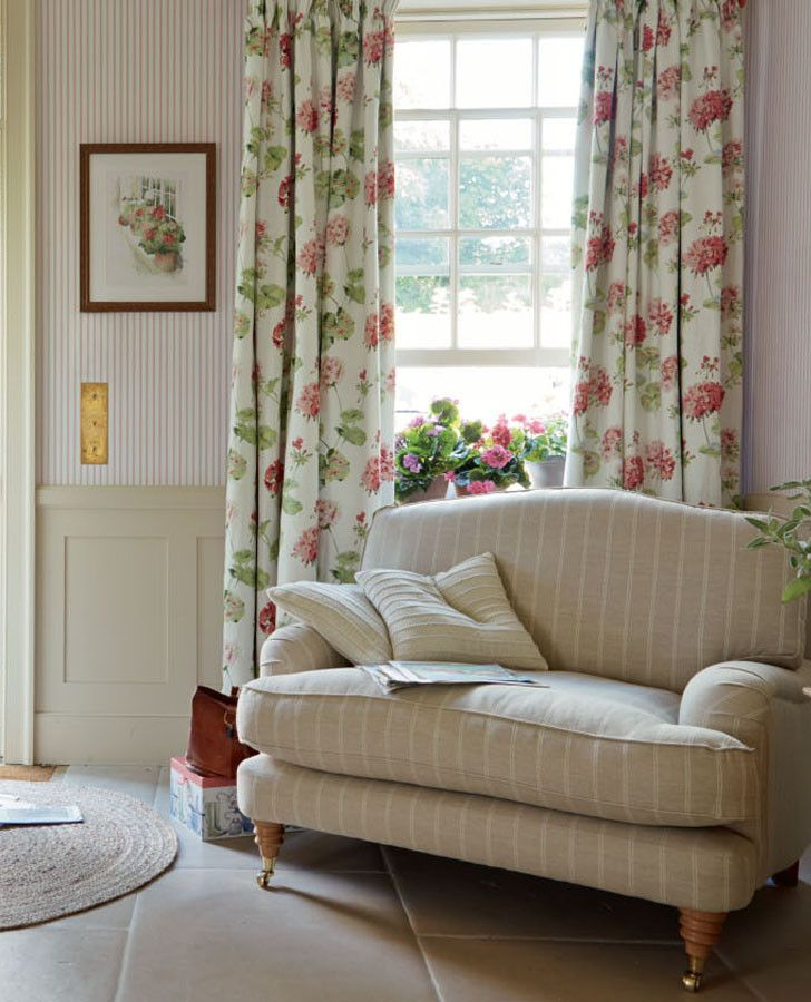 Red Cottage Country Fabric Upholstery