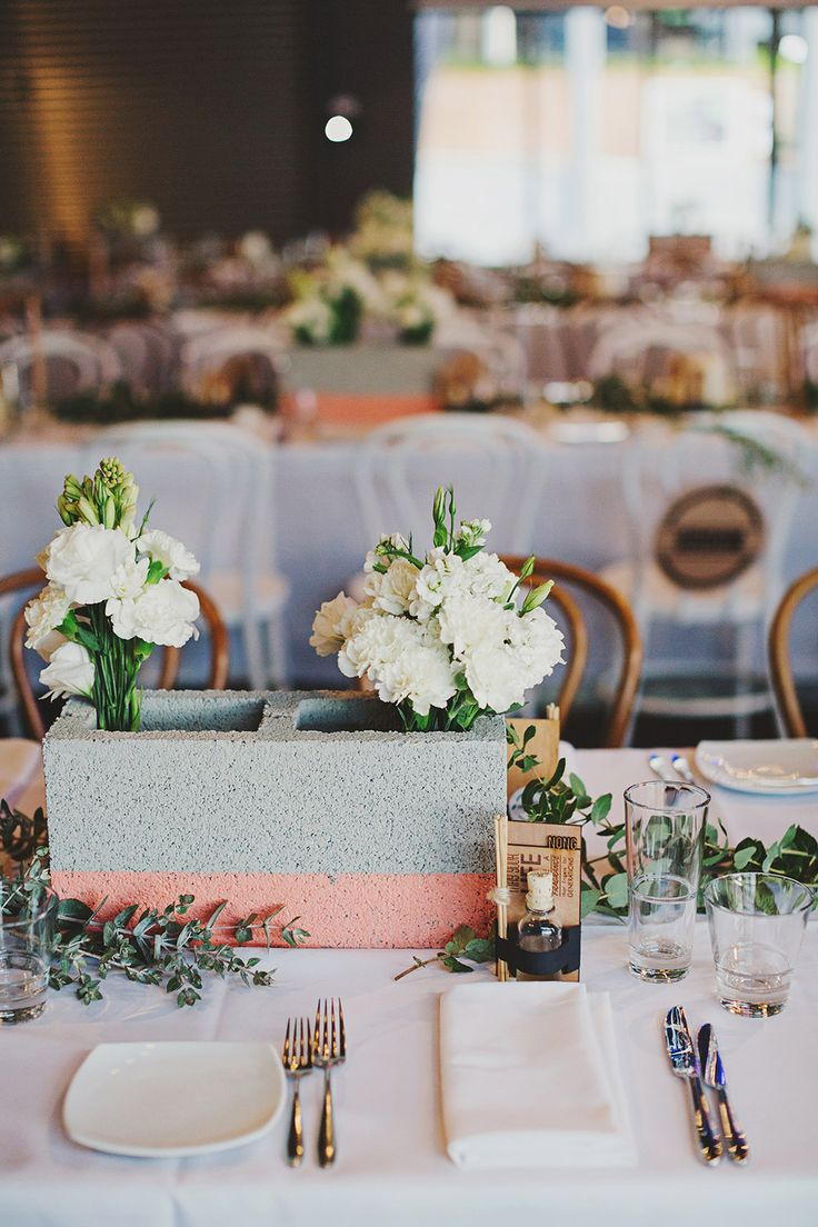 25 Best Ideas About Industrial Wedding Decor On Pinterest