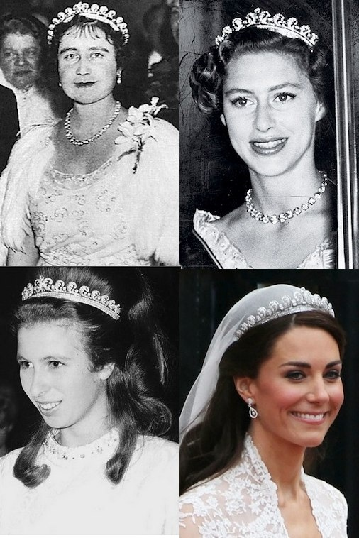 4 royal bride 1tiara. the scroll from