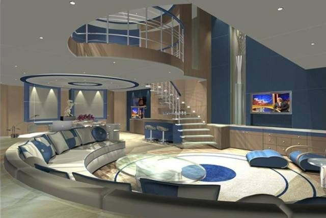 Most Beautiful House Interior Design Style