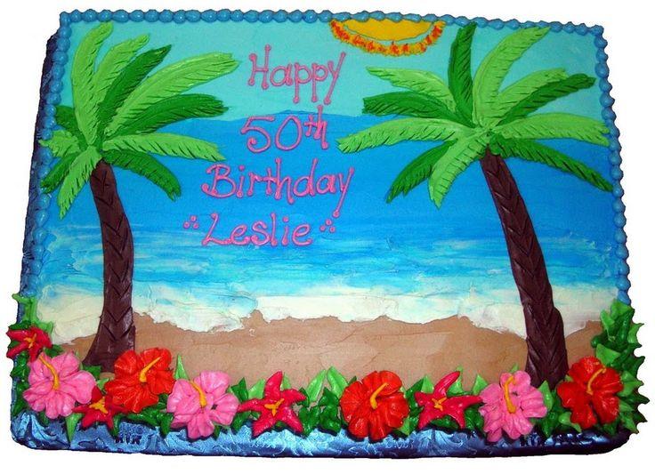 Cakes Tropical Caroline S Cakes Specialty Cakes