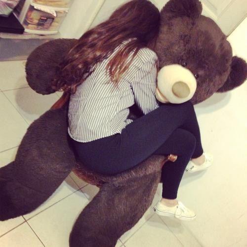 I Want A Big Teddy Bear ROMANCE Pinterest Big