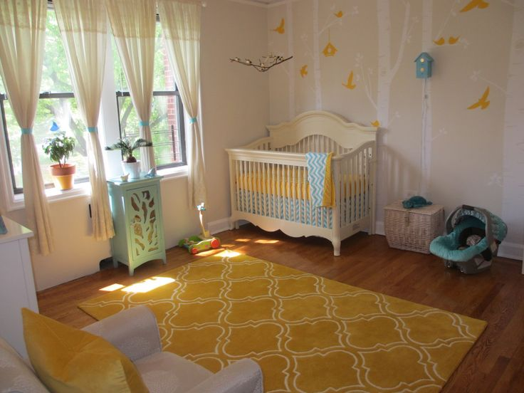 159 Best Images About Yellow Nursery On Pinterest