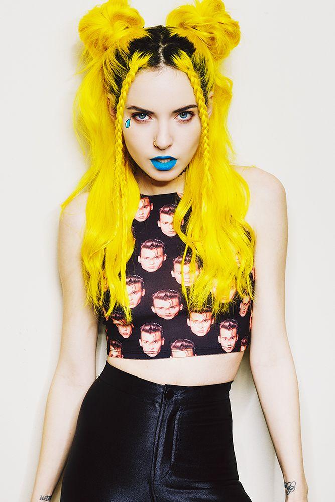Best 25 Yellow Hair Ideas On Pinterest Yellow Hair Dye