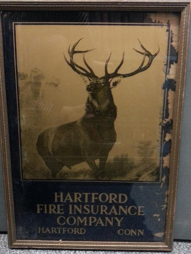 hartford Fire Insurance Insurance Advertising Signs