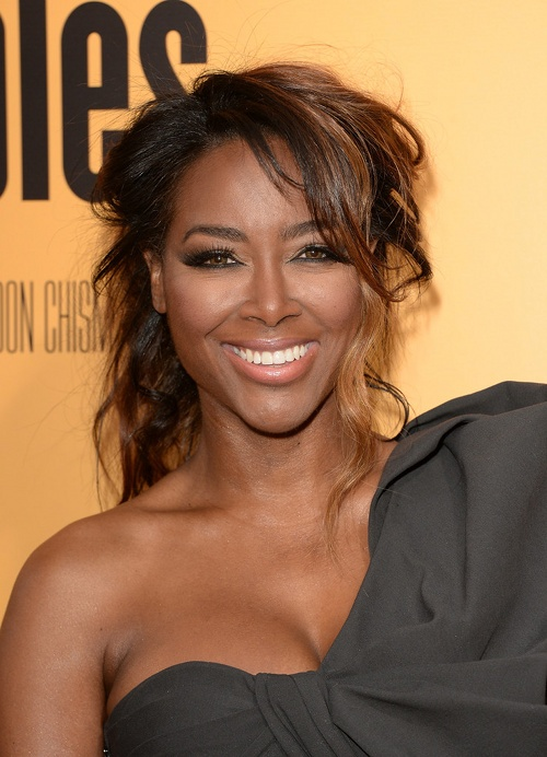Highlights Ms. Kenya Moore Make me over Make Up and