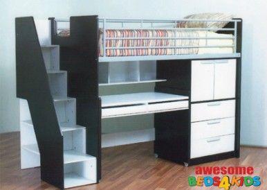 17 Best Images About Loft Beds On Pinterest Loft Bed