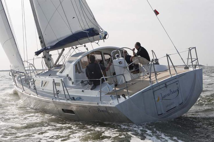 Boreal 44 Sailing Pinterest