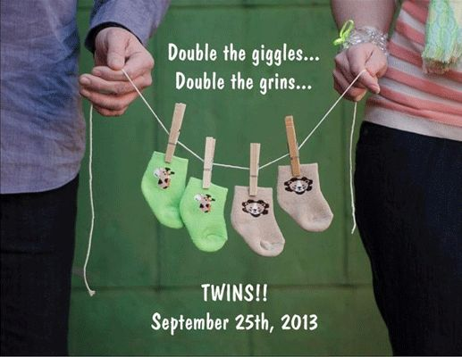 9 Ways To Announce Your Pregnancy With Photos Photo