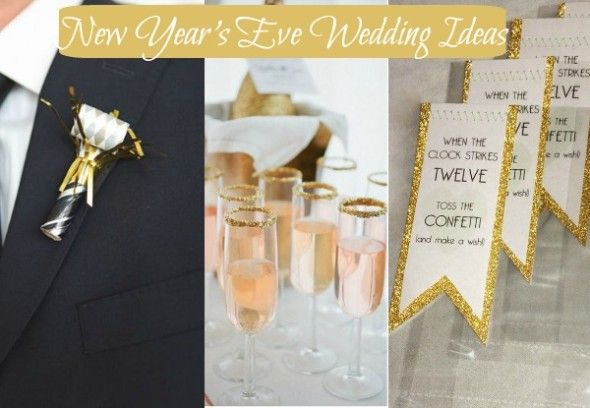 1000+ Images About New Year's Eve Wedding Ideas On