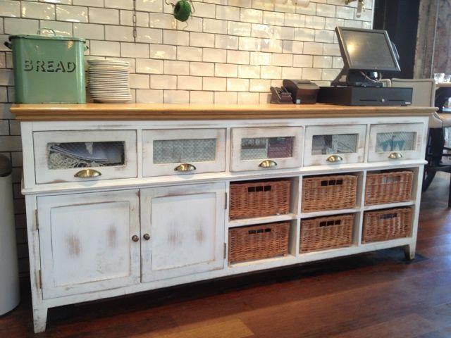 Dresser Waitress Station Waitress Pinterest Dressers