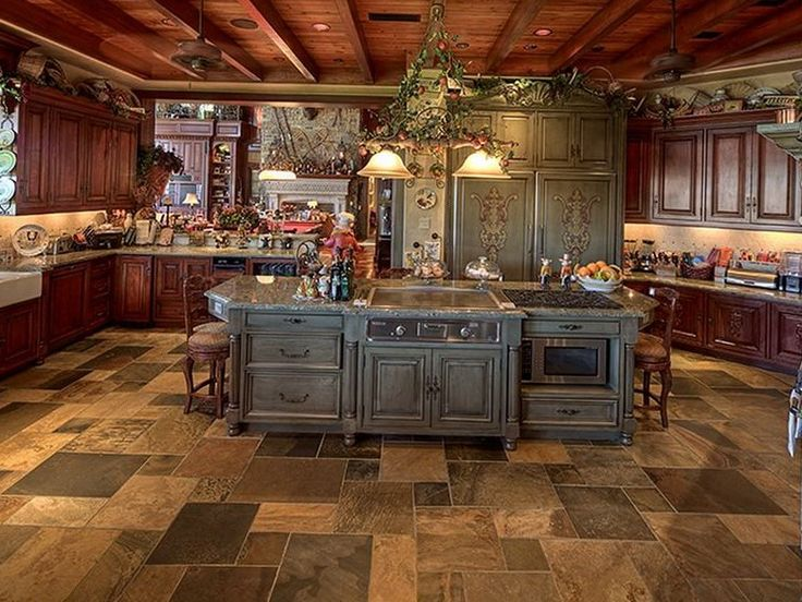 65 Best Images About Rustic Tuscan Kitchens On Pinterest