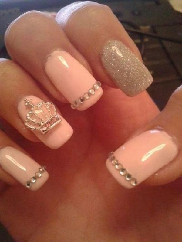 Cute Nails 101 Acrylics Manicures And Too Cute