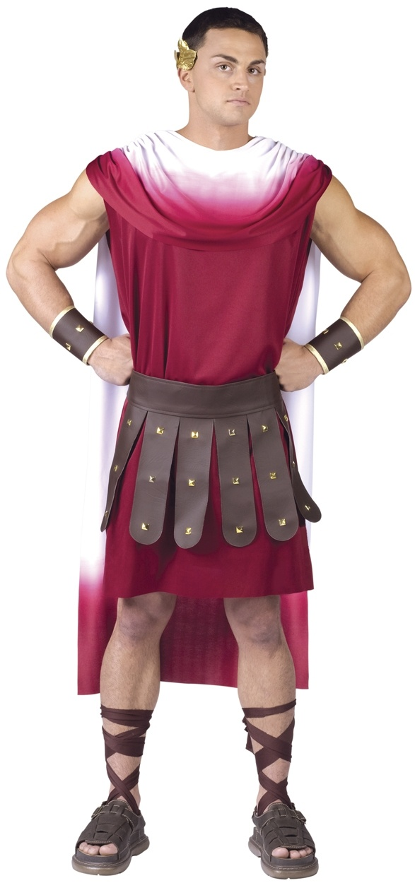 Mark Antony Costume for Adults Roman Nobleman Halloween