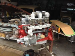 FORDSIX PERFORMANCE  View topic  Blown Ford 223 Engine Project | inliners six bangers